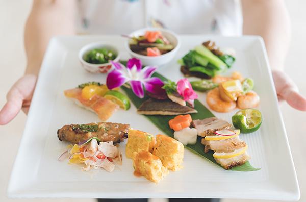 THE DINING 暖琉満菜(沖縄かりゆしビーチリゾート・オーシャンスパ内)