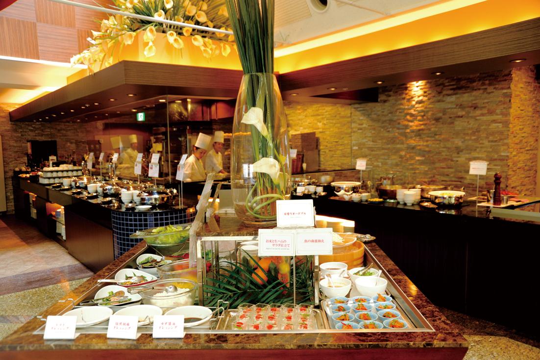 THE DINING 暖琉満菜(沖縄かりゆしアーバンリゾート・ナハ内)