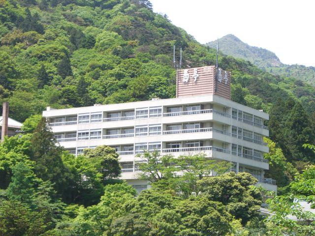 湯の山温泉 老舗旅館 寿亭