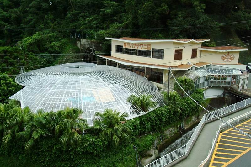 熱川バナナワニ園2