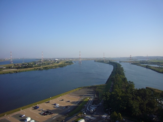 展望タワーからの眺望_南