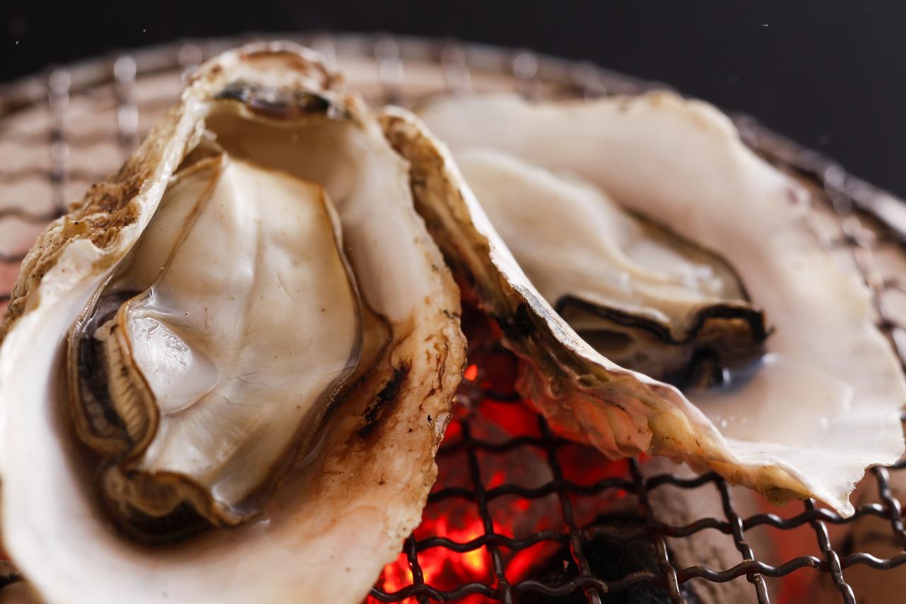 牡蠣 ※イメージです。