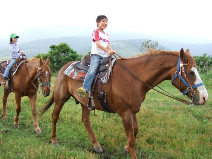 レゾネイト乗馬牧場 ココペリウエスタンライディング