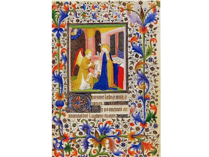 「ブシコー派の画家の時祷書」