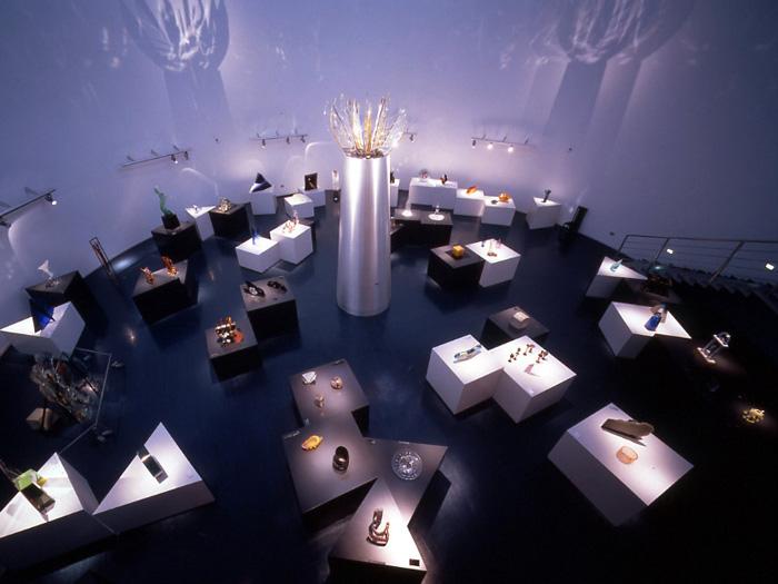 常設展示室の作品はは年に数回入れ替えが行われる