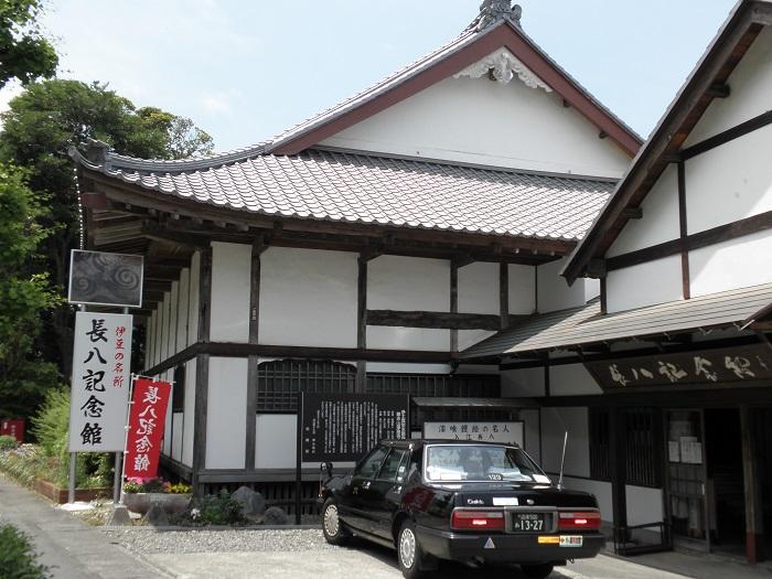 入江長八記念館