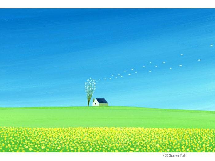 春の風(c)SomeiYoh