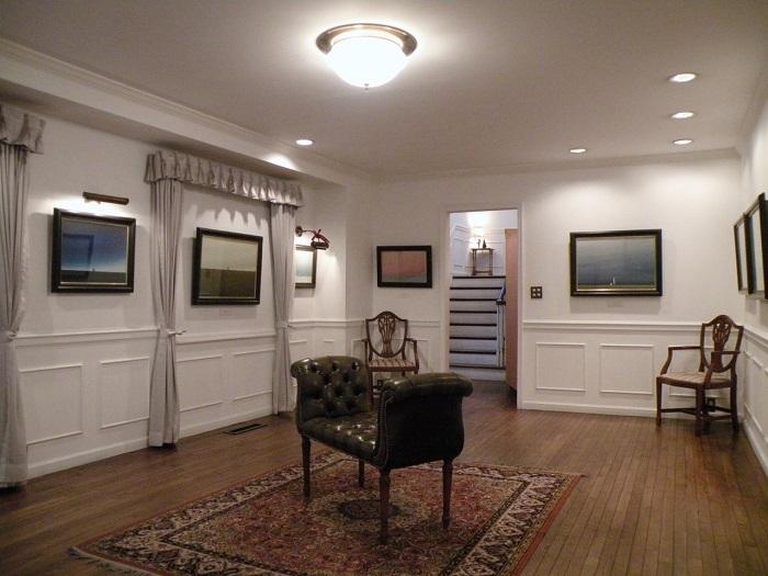 油絵の部屋