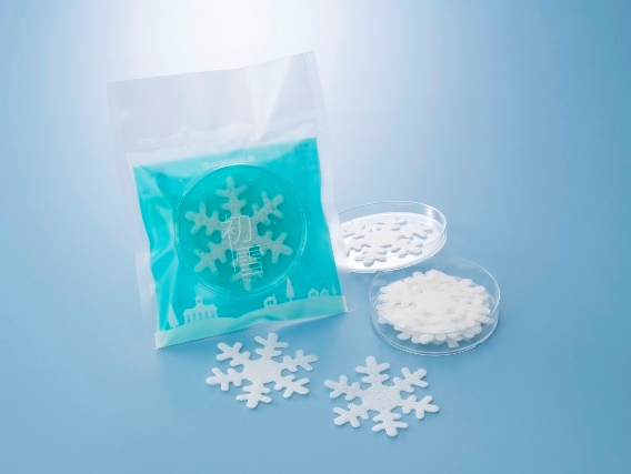 紙石鹸「初雪」