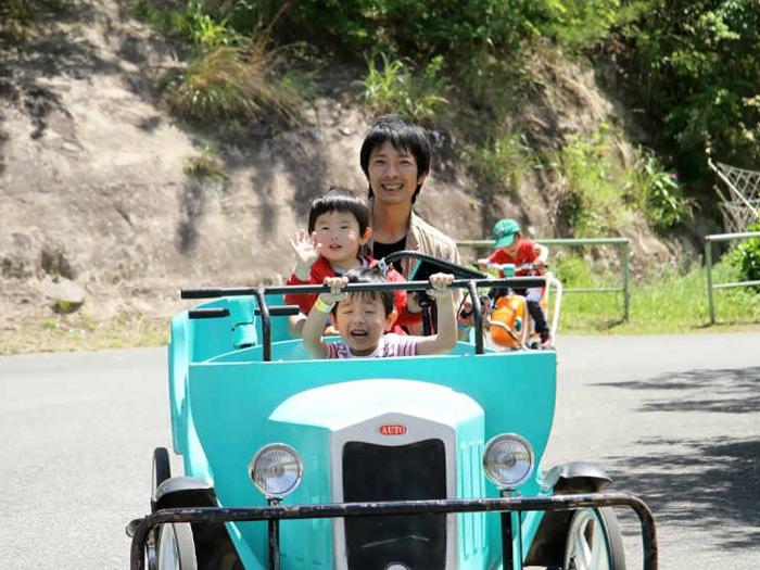 オモシロ自転車