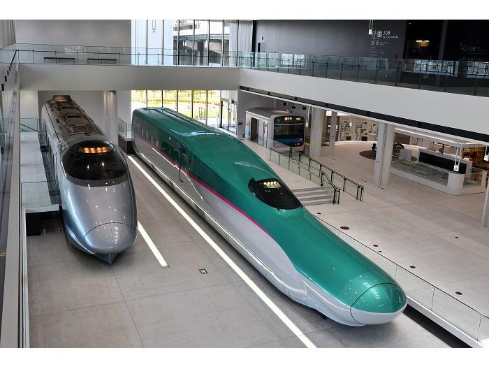 鉄道博物館(さいたま市)