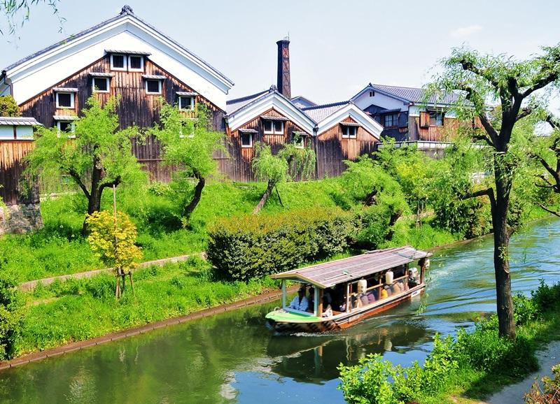 京都伏見 十石舟・三十石船