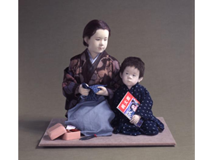 作品「あまえん坊」2006