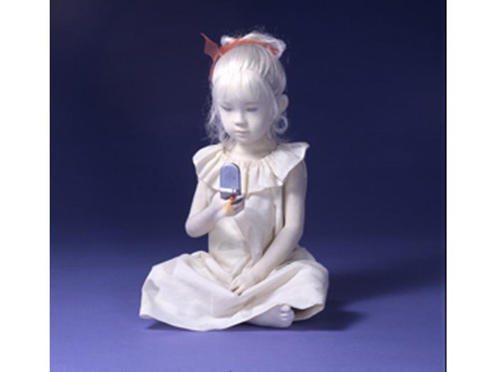 作品「おやすみ」2006