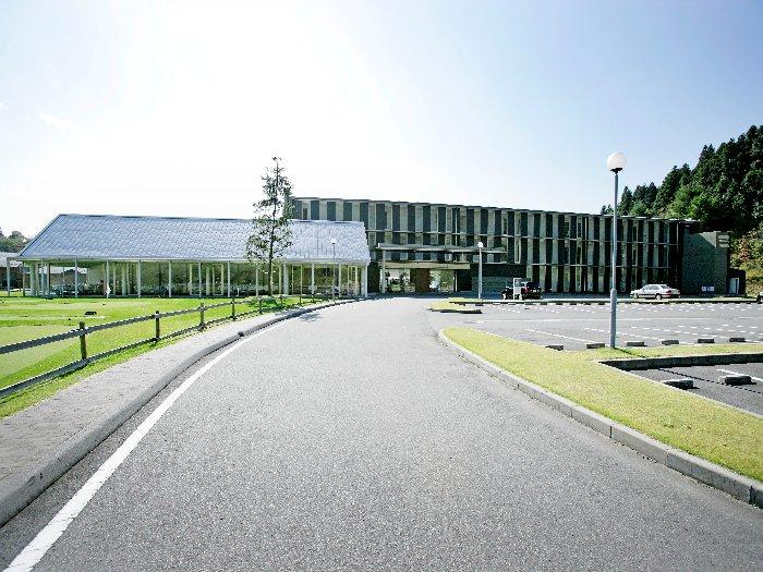 青山高原に位置するリラクゼーションリゾート