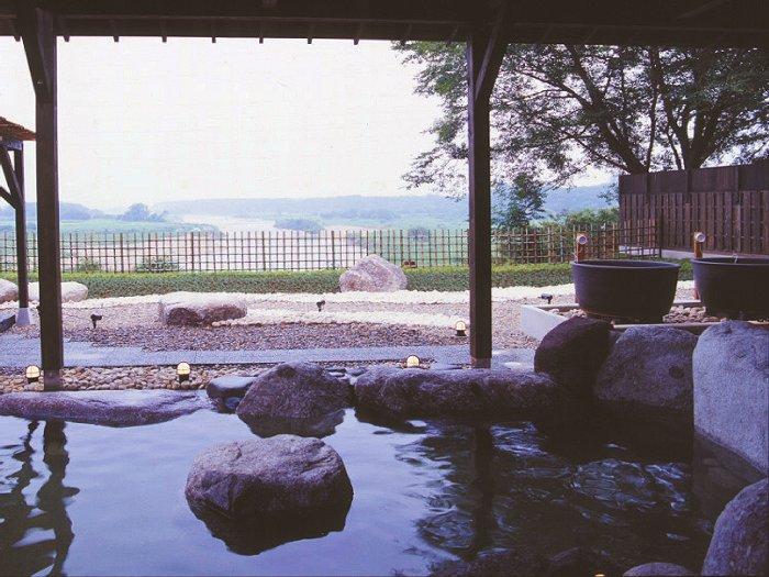 小山思川温泉