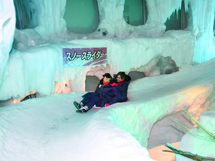 氷の体験美術館 北海道アイスパビリオン
