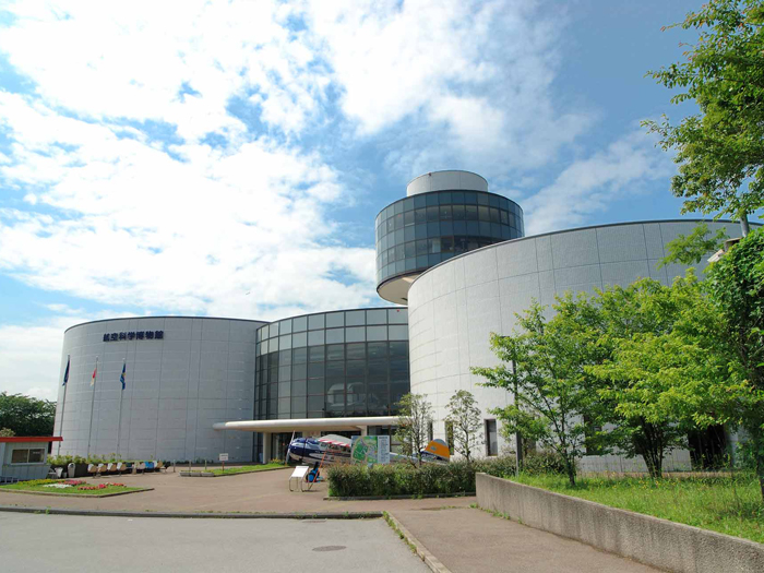 成田空港の近くにある博物館