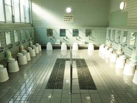 カラン(洗い場)