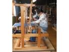 織物体験割引券