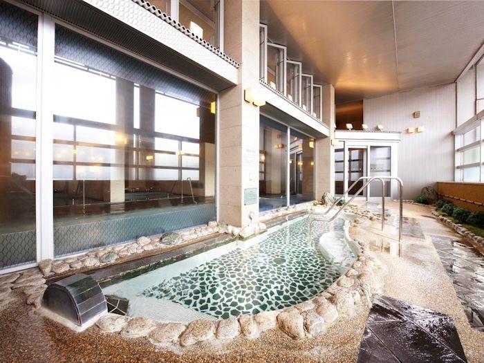 ひすい露天風呂
