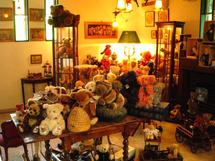テディ―の家