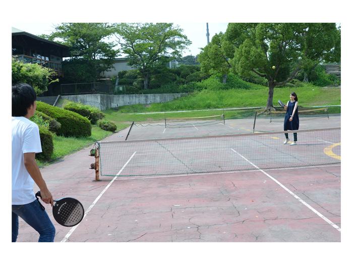 パドルテニス