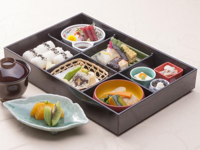 日本料理 笛吹川のランチ