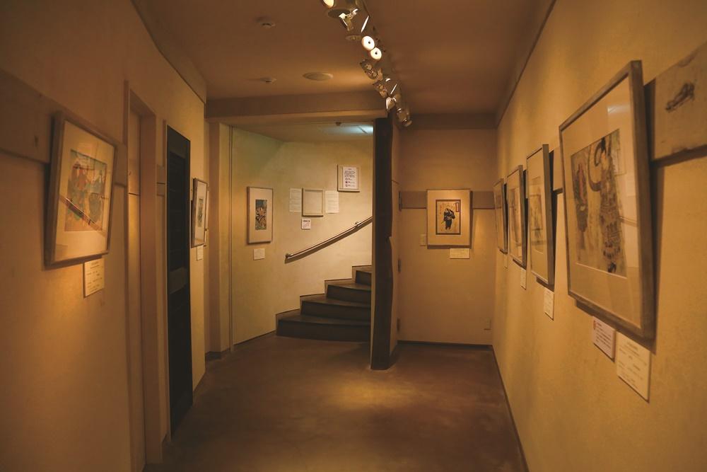上方浮世絵館