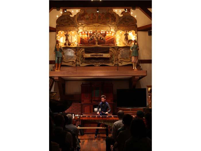 音楽家と楽しむオルゴールコンサートも開催