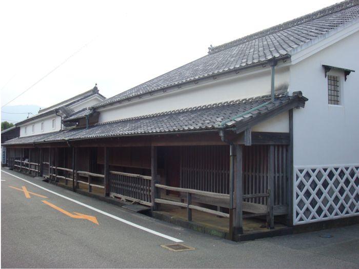 国指定重要文化財 菊屋家住宅