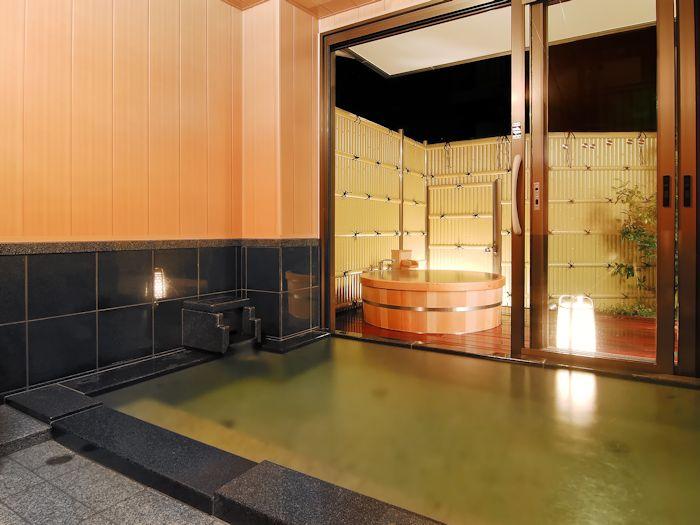本館貸切風呂「せせらぎの湯」