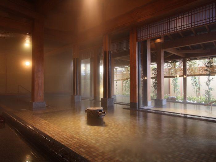 三朝薬師の湯 万翆楼の湯