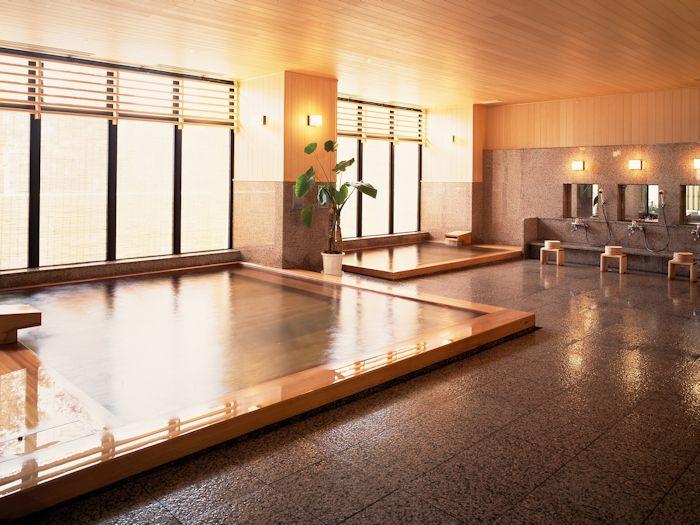 大浴場 檜湯(ひのきゆ)