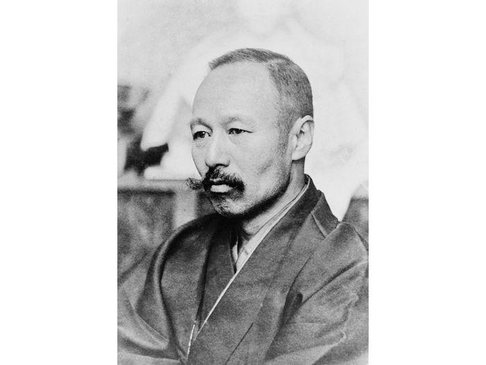 鴎外肖像_森鴎外記念館(津和野)