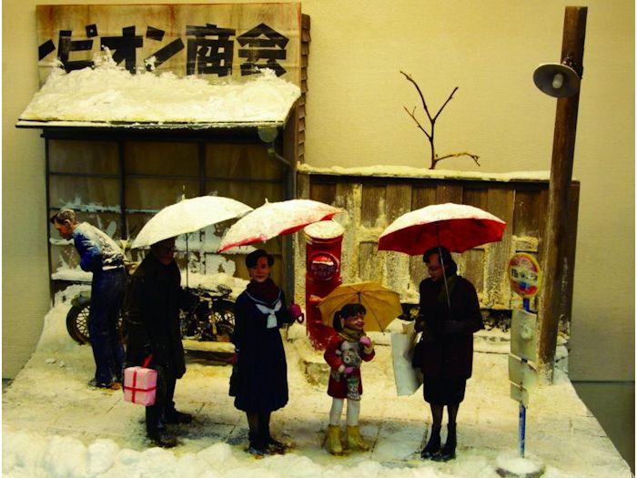 浜松ジオラマファクトリー(ザザシティ浜松西館2F ハイカラ横丁内)