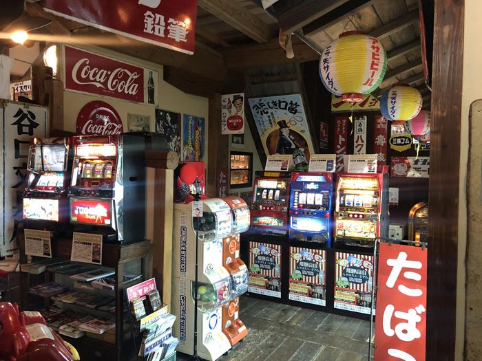 昭和の駄菓子屋を再現