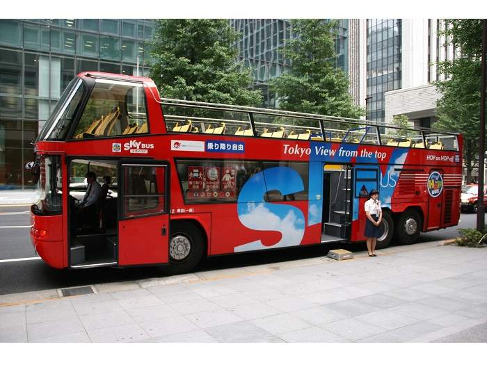 スカイホップバス東京
