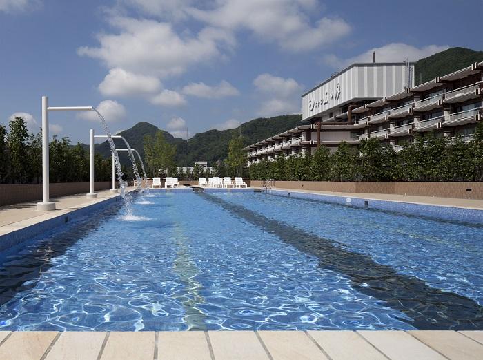 きぬ川ホテル三日月ガーデンスパ