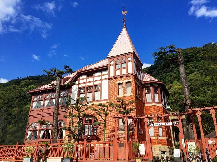 1.【北野・新神戸】風見鶏の館