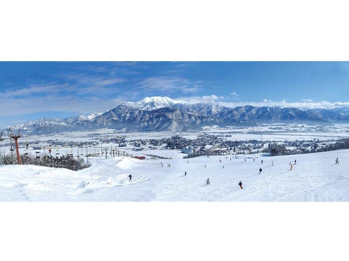 五 日 町 スキー 場 湧別町営五鹿山スキー場