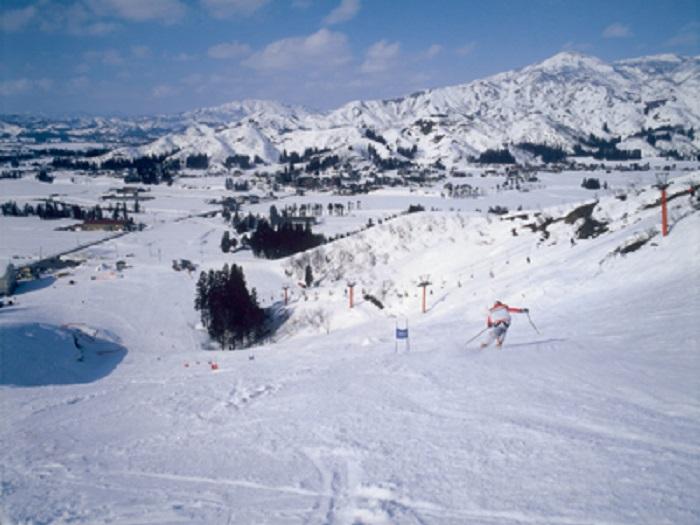 薬師 スキー 場