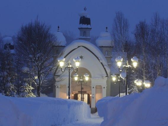 雪の美術館(北海道伝統美術工芸村)の割引チケット│ JTB