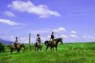 エル・パティオ牧場 【レギュラー】ウエスタンコース(1.5km、25分)割引利用券