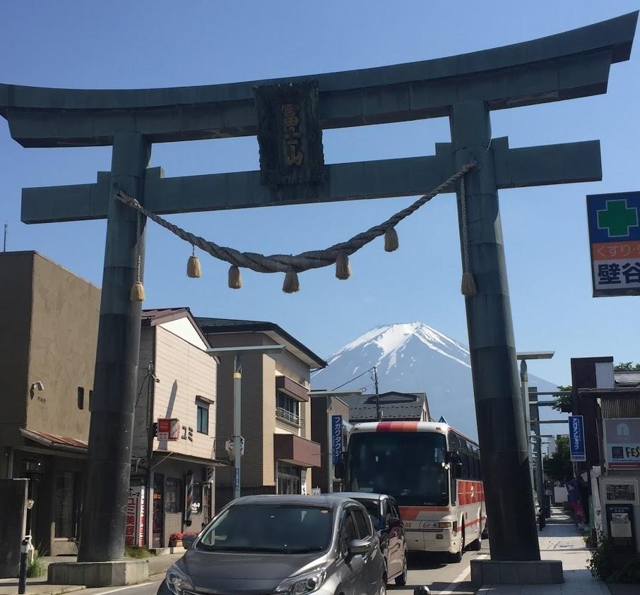 富士山信仰の足跡を巡る旅