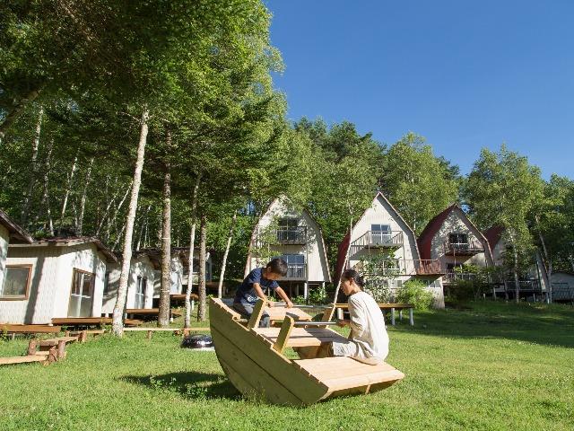 [終了]«GoToトラベル事業支援対象»八ヶ岳の麓でキャビンキャンプ&DIYでキャンプチェアづくり[1泊2日]