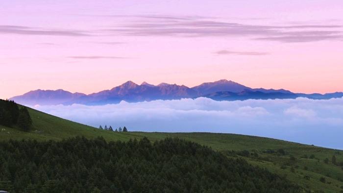 旅いくアソベンチャー 雲の中の国定公園・霧ヶ峰で楽しむ遊びと冒険の旅