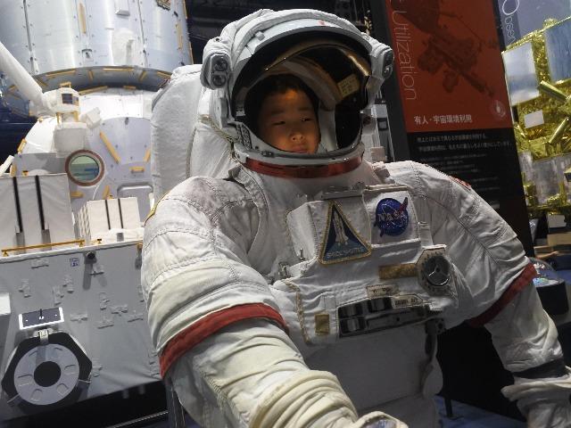 [終了]「宇宙飛行士」のお仕事体験全2回!夏休み自由研究特別プラン≪2回目:午後パターン≫[現地集合/日帰り/茨城/旅いくオリジナル]