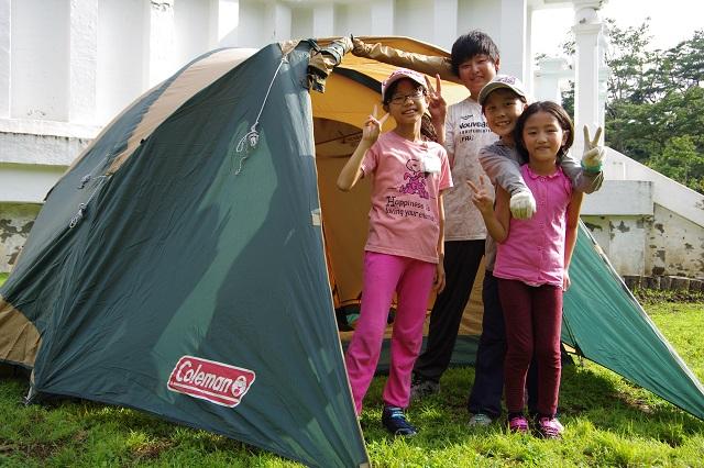 [終了]家族キャンプデビューは過ごしやすい秋がおすすめ!美味しいキャンプご飯やプロに教わる火おこしなど♪[現地発着/日帰り/東京/旅いくセレクト]