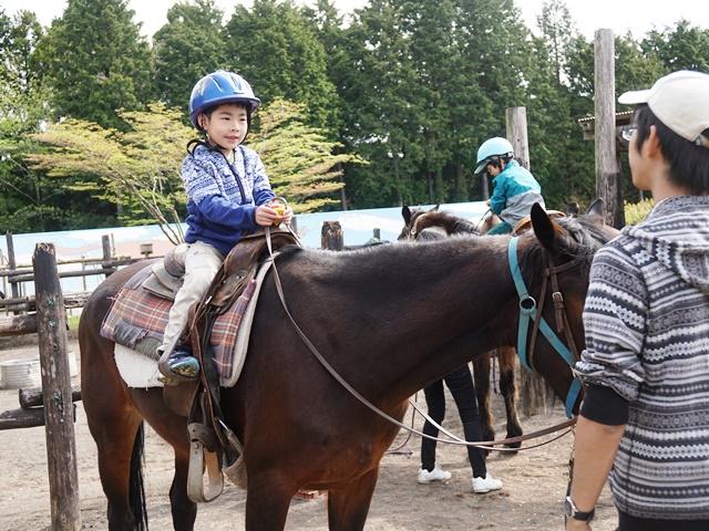 [旅いく販売終了]富士山の麓で大自然に囲まれての乗馬体験!≪午後PM開催≫[現地発着/日帰り/静岡/旅いくセレクト]